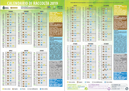 Calendario Raccolta Differenziata Parma 2020.Comune Di Valentano
